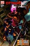 Обложка комикса Оружие Икс: Первый Класс №3