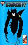 Обложка комикса Росомаха: Сникт! №2