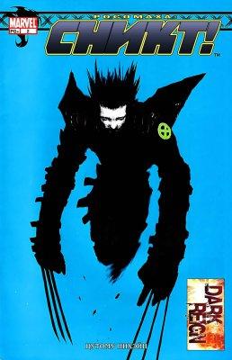 Серия комиксов Росомаха: Сникт! №2