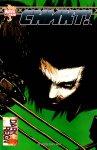 Обложка комикса Росомаха: Сникт! №4