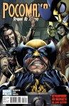 Обложка комикса Росомаха: Лучший Из Лучших №3