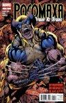 Обложка комикса Росомаха: Лучший Из Лучших №11