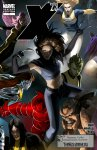 Обложка комикса Икс 23 №1