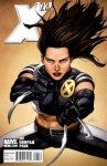 Обложка комикса Икс 23 №4