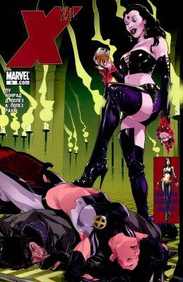 Серия комиксов Икс 23 №6