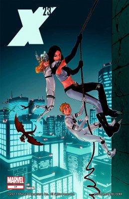 Серия комиксов Икс 23 №17