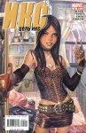 Обложка комикса Икс 23: Цель Икс №2