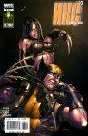 Обложка комикса Икс 23: Цель Икс №6