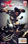 Обложка комикса Сила-Икс №1