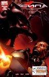 Обложка комикса Сила-Икс №3