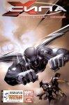 Обложка комикса Сила-Икс №5
