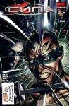 Обложка комикса Сила-Икс №8