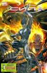 Обложка комикса Сила-Икс №10