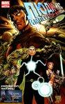 Обложка комикса Люди-Икс: Император Вулкан №1