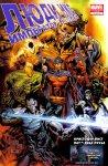 Обложка комикса Люди-Икс: Император Вулкан №3