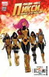 Обложка комикса Люди-Икс: Пикси Наносит Ответный Удар