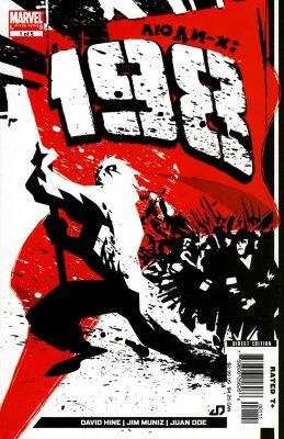Серия комиксов Люди-Икс: 198