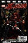 Обложка комикса Люди-Икс: Конец: Книга 1: Мечтатели И Демоны №5