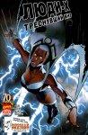 Обложка комикса Люди-Икс: Треснувший Мир №4