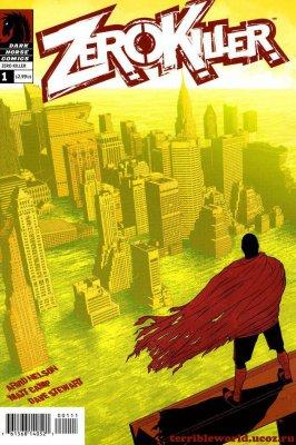 Серия комиксов Зиро Киллер