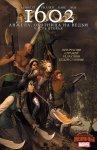 Обложка комикса 1602 Ангела, Охотница На Ведьм №2
