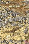 Обложка комикса Эпоха Рептилий: Путешествие