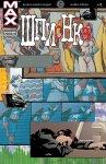Обложка комикса Шпионка №2