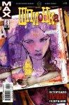 Обложка комикса Шпионка №11