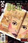 Обложка комикса Шпионка №13