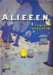 Обложка комикса A.L.I.E.E.E.N.