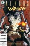Обложка комикса Чужие: Призрак