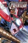 Обложка комикса Новые, Совершенно Иные Мстители №3