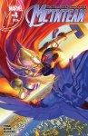 Обложка комикса Новые, Совершенно Иные Мстители №4