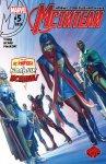 Обложка комикса Новые, Совершенно Иные Мстители №5