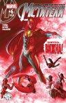 Обложка комикса Новые, Совершенно Иные Мстители №6