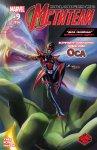 Обложка комикса Новые, Совершенно Иные Мстители №9