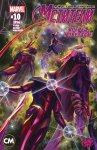 Обложка комикса Новые, Совершенно Иные Мстители №10