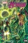 Обложка комикса Новые, Совершенно Иные Мстители №11