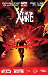 Обложка комикса Совершенно Новые Люди-Икс №3