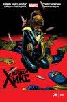 Обложка комикса Совершенно Новые Люди-Икс №18