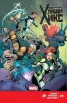 Обложка комикса Совершенно Новые Люди-Икс №19