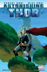Обложка комикса Удивительный Тор №1