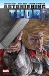 Обложка комикса Удивительный Тор №4