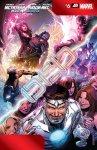 Обложка комикса Мстители и Люди-Икс: Ось №6
