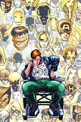 Серия комиксов Мстители Навсегда