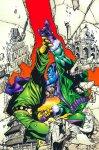 Обложка комикса Мстители Навсегда №3
