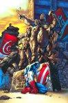 Обложка комикса Мстители Навсегда №6