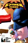 Обложка комикса Бэтмен и Робин №5