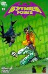 Обложка комикса Бэтмен и Робин №13