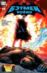 Обложка комикса Бэтмен и Робин №14